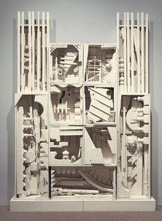Watch: Exhibitions: Audio guide stop for Louise Nevelson, _Dawn's ...