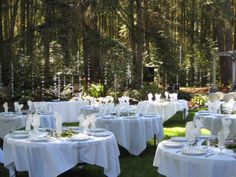 Deep Woods - Eugene Oregon Wedding Venue