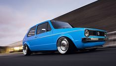 Awsome VW Golf mk1 from Forge's Zac Miles. Zac has created a perfectly executed, beautifully finished car – the result of months of slog and hard work