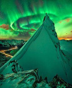 Las Mejores Fotografías del Mundo: Ponga a Noruega en su lista de lugares a visitar.
