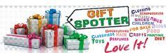 GIFT SPOTTER - open for all www.facebook.com/gift.spotter