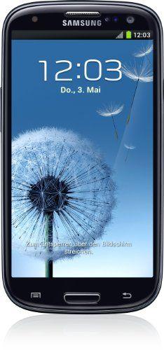 "Samsung Galaxy S III (I9300) - Smartphone libre Android (pantalla 4.8"", cámara 8 Mp, 16 GB, Quad-Core 1.4 GHz, 1 GB RAM), negro (importado) B009DFZS7I - http://www.comprartabletas.es/samsung-galaxy-s-iii-i9300-smartphone-libre-android-pantalla-4-8-camara-8-mp-16-gb-quad-core-1-4-ghz-1-gb-ram-negro-importado-b009dfzs7i.html"