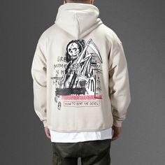 Yeezus Beat The Devil hoodie