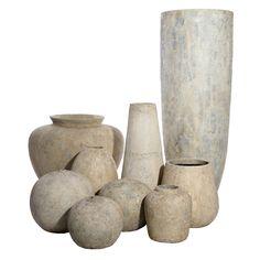 Terakotová váza Denzzo Ankaa,50,5cm