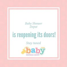 Some cool things in store for Baby Shower Depot. Stay tuned for the updated website and amazing products! #baby #babies #adorable #cute #cuddly #cuddle #small #lovely #love #instagood #kid #kids #beautiful #life #sleep #sleeping #children #happy #igbabies #childrenphoto #toddler #instababy #infant #young #photooftheday #sweet #tiny #little #family