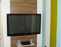 TV & HiFi Wand Kabelsalat,tv wand,tv tisch,hifi rack,tv regal,Flachbildschirm,flatscreen