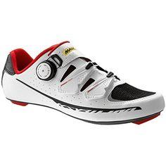 (マヴィック) Mavic メンズ サイクリング シューズ・靴 Ksyrium Pro II Shoes 並行輸入品  新品【取り寄せ商品のため、お届けまでに2週間前後かかります。】 カラー:White/Black/Racing Red カラー:レッド