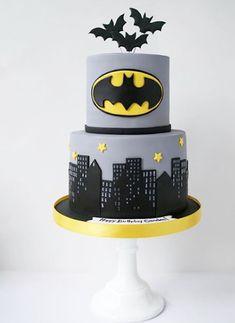 Satin Ice fondant icing is an allergy free, cake decorating tool used to make custom cakes, cookies & cupcakes. Lego Batman Cakes, Batman Birthday Cakes, Superhero Cake, 5th Birthday, Batman Cupcakes, Minion Cakes, Lego Cake, Pastel Avengers, Batman Party Supplies