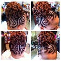 Bun Black Girl Braids, Girls Braids, Crochet Braid Styles, Crochet Braids, Natural Hair Updo, Natural Hair Styles, Hairdos, Updos, Short Hairstyles
