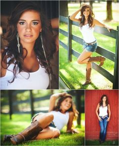 Poses for country girls Senior Photography, Teen Fashion Photography, Country Girl Photography, Photography Ideas, Digital Photography, Country Girl Pictures, Country Girls, Girl Photos, Girl Pics