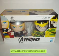 mighty muggs marvel universe THOR