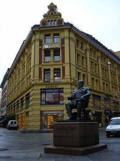 Oslo; Husfliden, where I got my sweater!