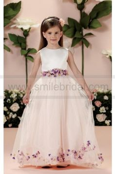 Joan Calabrese 114332 - Flower Girl Dresses 2016 - Flower Girl Dresses on sale at reasonable prices, buy cheap Joan Calabrese 114332 - Flower Girl Dresses 2016 - Flower Girl Dresses at www.smilebridal.com now!