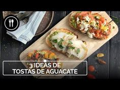 Seven easy and original toast recipes and seven utensils to make it perfect for you - Cherilynn Duffrie Cuban Recipes, Veggie Recipes, Healthy Recipes, Moussaka, Gordon Ramsay, Cooking Bread, Cooking Recipes, Mini Appetizers, Brunch