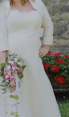 ♥ Traumhaftes Brautkleid! ♥  Ansehen: http://www.brautboerse.de/brautkleid-verkaufen/traumhaftes-brautkleid-7/   #Brautkleider #Hochzeit #Wedding