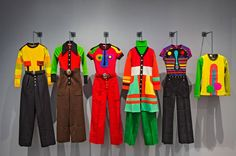 """""""Stephen Burrows: When Fashion Danced"""" at the Museum of the City of New York"""