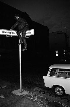 Fotoband Berlin Wonderland: Die Wilden im Niemandsland