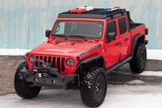 Jeep Jt, Jeep Gear, Jeep Wrangler Jk, Jeep Pickup, Pickup Trucks, Jeep Racks, Jeep Bumpers, Expedition Truck, Top Tents