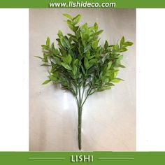 Fire Proof UV Proof Artificial Leaf Twig