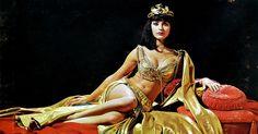 Encontrar la tumba de Cleopatra ha sido el sueño de muchos arqueólogos. Algunos expertos creen que los restos de Cleopatra se encuentran e...