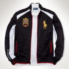 Black Watch Stretch Full- Zip - Polo Ralph Lauren Sweatshirts