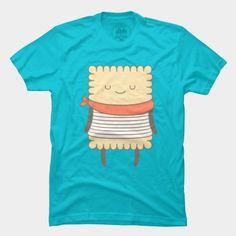 Le Petit Beurre T Shirt By Kimvervuurt Design By Humans
