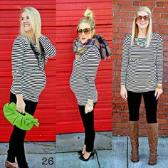 Dancing With Ashley: Dressing the bump: 2nd trimester