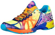 Asics Men& or Women& Gel Noosa Tri 9 Sneakers - Assorted Colors Rave Shoes, Asics Gel Noosa, Workout Gear For Women, High Top Wedge Sneakers, Sneak Attack, Neon Purple, Asics Men, Everyday Shoes, Nike Basketball Shoes