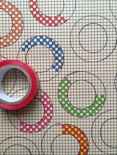 Doodle Art Zentangle Patterns Graph Paper Ideas For 2019 Graph Paper Drawings, Graph Paper Art, Graph Paper Journal, Circle Doodles, Classe D'art, Math Art, Middle School Art, Middle Ages, Arte Pop