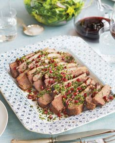 Passover Recipes // Meyer Lemon Brisket with Pomegranate Gremolata ...