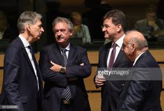(From L to R) British Foreign Secretary Philip Hammond talks... #agiosioannisgr: (From L to R) British Foreign Secretary… #agiosioannisgr