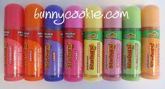 Image from http://bunnycookie.com/wp-content/uploads/2012/04/lip-smacker-starburst-easter.jpg.