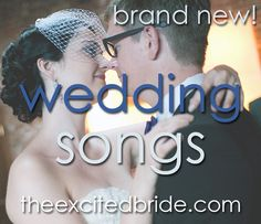 new wedding songs for 2012 - must pin this! Since I'm in charge of the music (: