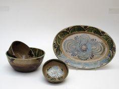 Colección Colonial JallpaNina      #Pottery #Imperial #Arte #Cerámica #Artística #Handmade #Ceramic #JallpaNina #Artistic #Art  http://www.jallpaninaperu.com