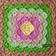 The crochet box stitch is like the waltz of crochet stitches. It's pretty…