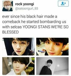 Yes I got blessed....we all got blessed just by his presence..  -Yume