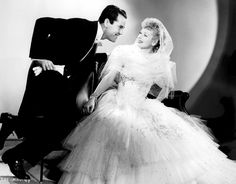 Henry Fonda and Lucille Ball 1942 from The Big Street