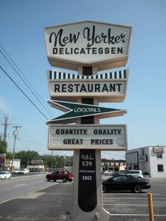 New Yorker Deli, Roanoke, Virginia - I'd love to have one of those torpedoes right now!