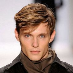 Top 14 Big Forehead Hairstyles For Men