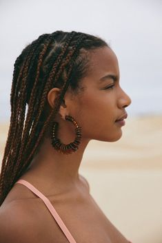 Twist Hairstyles, Summer Hairstyles, Protective Hairstyles, Resort Wear For Women, Tortoise Color, House Of Beauty, Braids For Black Women, Natural Styles, Hair Inspiration
