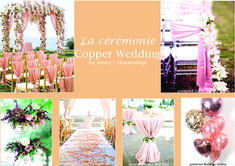 Copper Wedding, Gold Wedding, Marie, Rose Gold, Table Decorations, Inspiration, Home Decor, Color, Biblical Inspiration