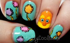 lorax nails!