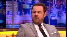 """Danny Dyer"" On The Jonathan Ross Show Series 6 Ep 5.1 February 2014 Par..."