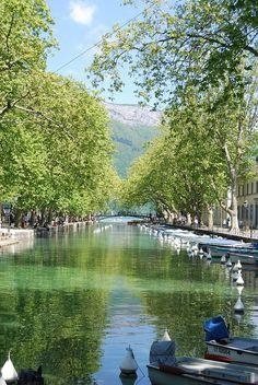 Annecy ~ Haute-Savoie, France