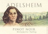 Wine Outlet Adelsheim Wilamette Valley Pinot Noir 2014