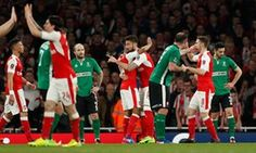 Arsenal's Theo Walcott opens floodgates to wash away Lincoln fairytale