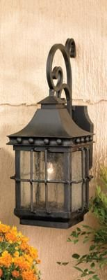Lanterns For The Carriage House Ideas