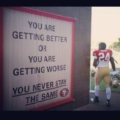 """Quote by the NFL team San Francisco 49ers! #49ers #SanFrancisco"""