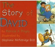 USED (VG) The Story of David by Patricia A. Pingry