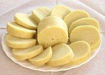 Bramborové knedlíky na páře Snack Recipes, Snacks, Dumplings, Gnocchi, Pickles, Side Dishes, Food And Drink, Potatoes, Bread